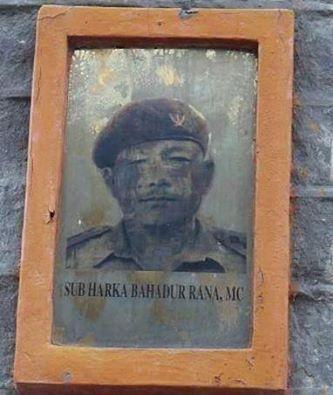 Subedar Harka Bahadur Rana
