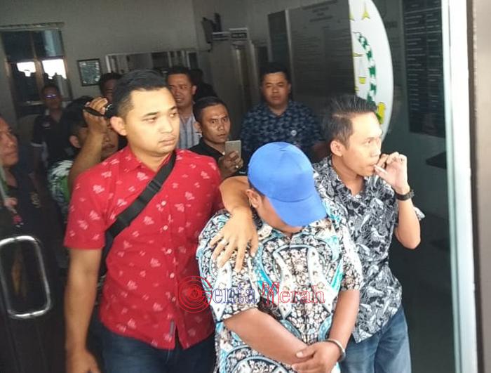 Diduga Korupsi Dana Desa, Kakam Umpu Bakti Waykanan Dijebloskan Penjara