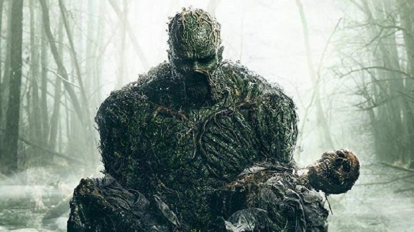 Болотная тварь, сериал закрыли, Swamp Thing, DC Universe, DC
