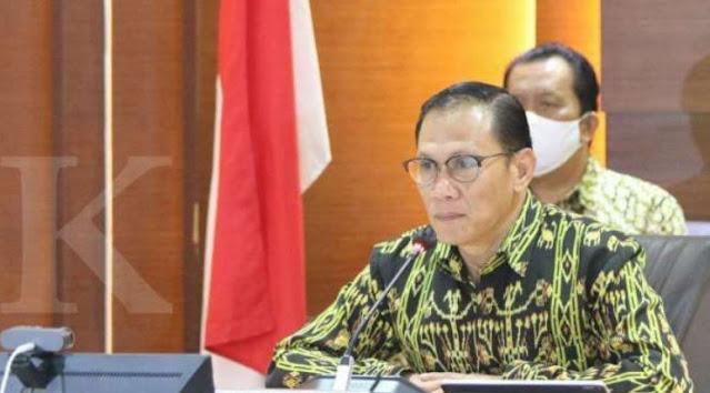 BPS catat impor pada bulan Januari 2021 sebesar US$ 13,34 miliar
