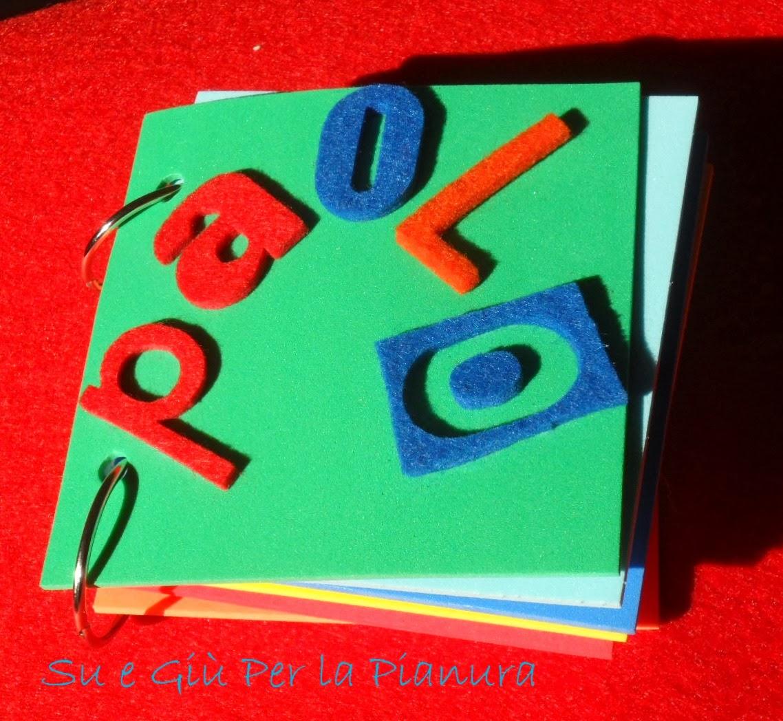 Favorito Su e giu per la Pianura Padana: Creare libri 18: libro tattile UB92