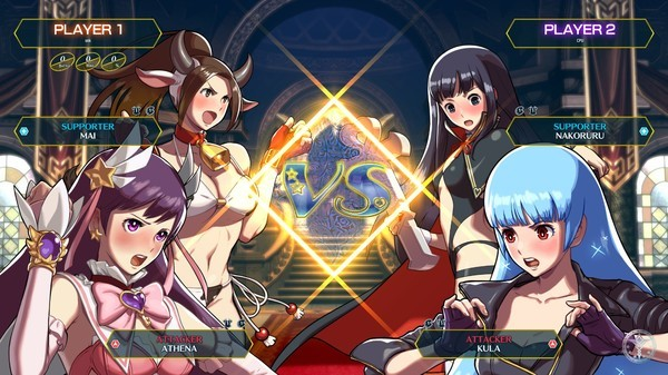 SNK HEROINES Tag Team Frenzy PC Full Español