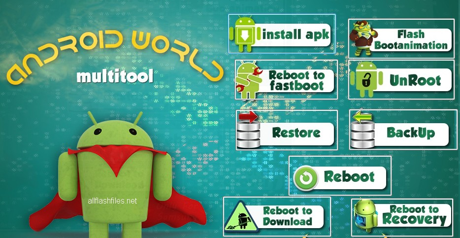 Android Multi Tools v1 02b [All Pattern Lock Remover] +