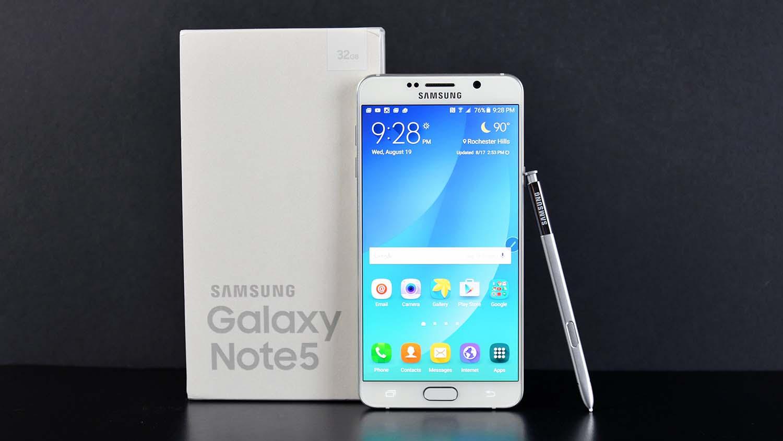 Harga Samsung Galaxy Note 5 Di Tahun 2021 Terbaru