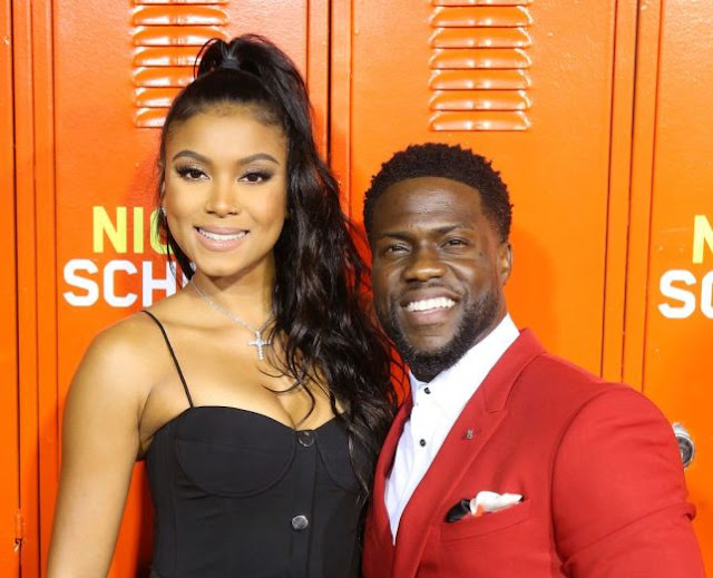 Kevin Hart and Eniko Hart are Expecting their Second Child