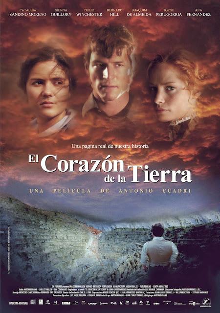 El corazón de la tierra: película sobre la matanza de mineros por el ejército español en Riotinto, el 4 de febrero de 1888
