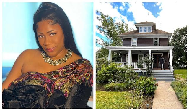 Actress Regina Askia Finally Buys a House in the US (Photos)