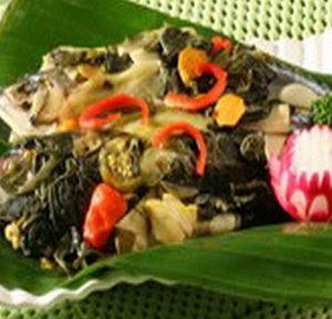 Resep Pepes Ikan Peda Sunda