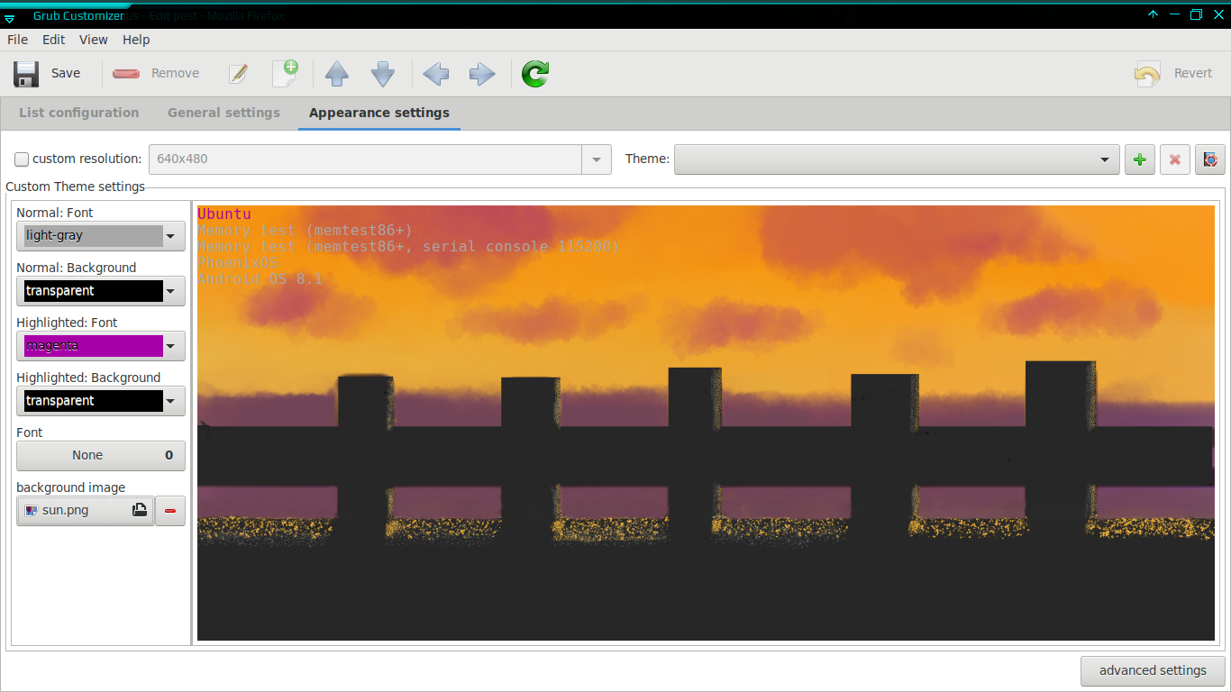 How To Change GRUB Background On Linux And Ubuntu - Fosslicious