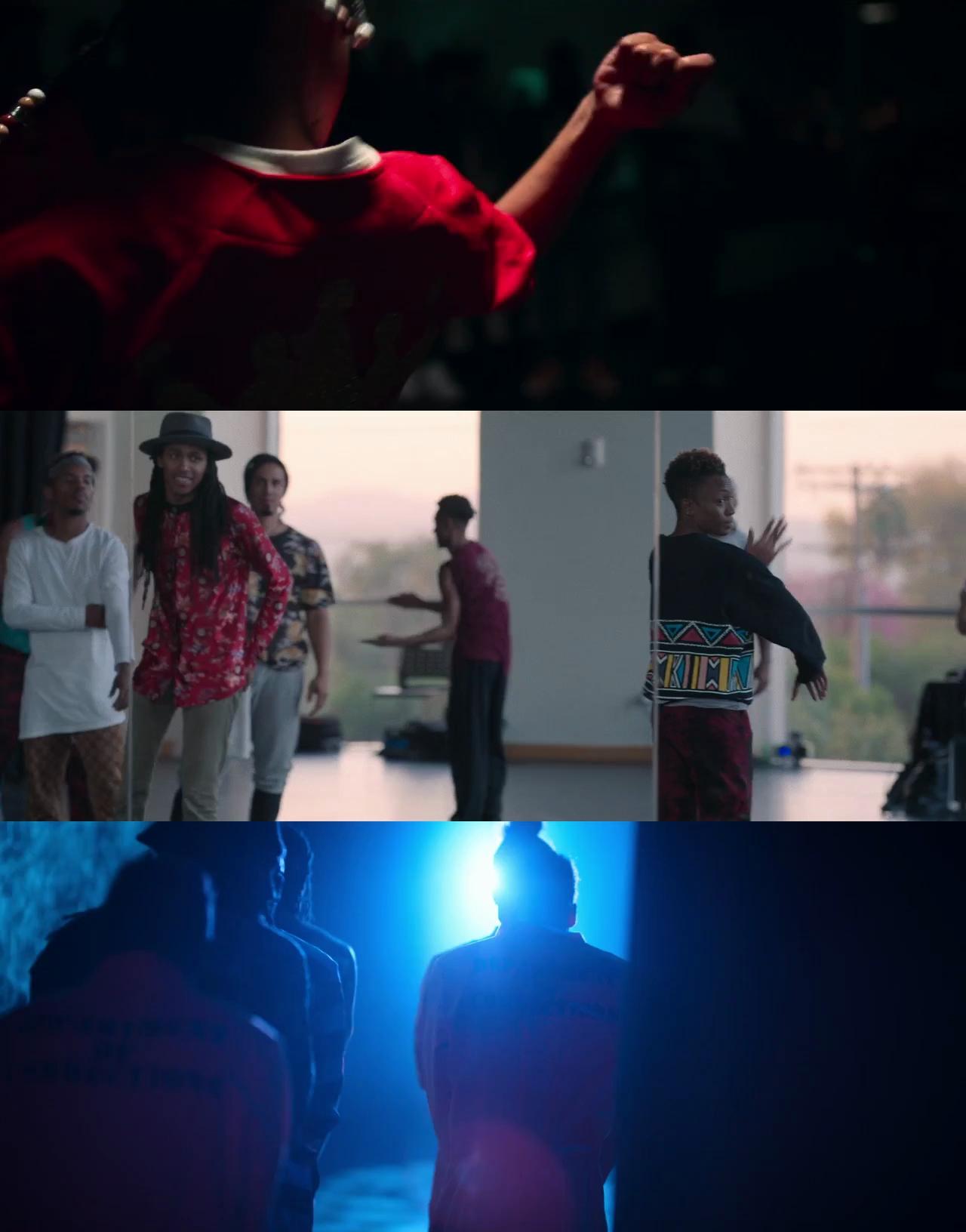 En Movimiento Temporada 1 HD 720p Latino (2020)