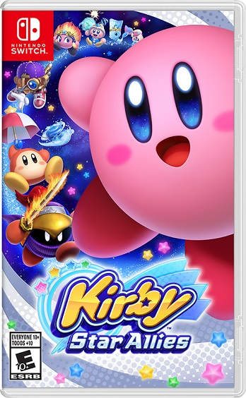 Kirby Star Allies NSP Switch