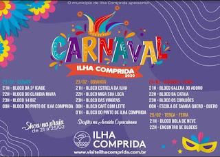 Carnaval contará com shows na Arena e desfiles  na avenida Copacabana, a passarela do samba