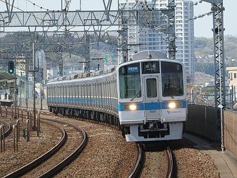 小田急電鉄 各駅停車 新宿行き6 1000形