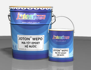 Matit Epoxy gốc nước JOTON®WEPO