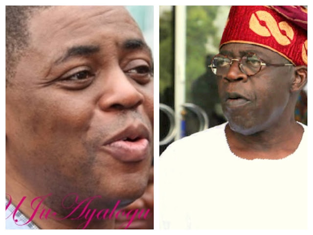Tinubu would wish he was never born once Buhari finishes with him – Fani-Kayode