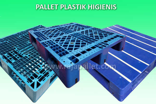 pallet plastik higienis cocok untuk farmasi obat