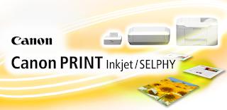 Canon PRINT InkjetSELPHY App Download