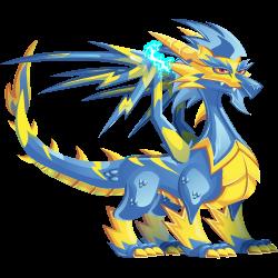 Dragón Relámpago