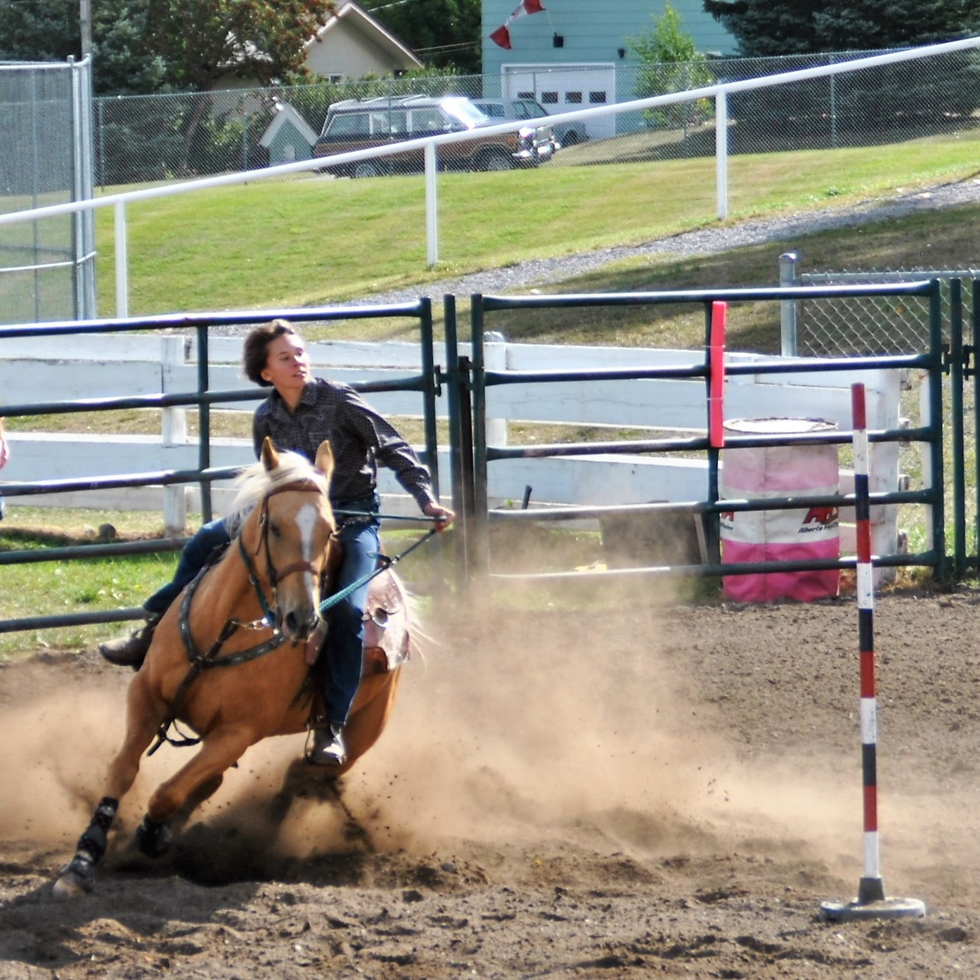 Pincher Creek Voice 2016 Pincher Creek High School Rodeo