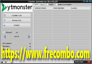 ytmonster Checker Account