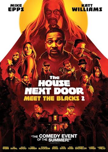 The House Next Door- Meet the Blacks 2 (2021) 1080p BRRip Latino descargar