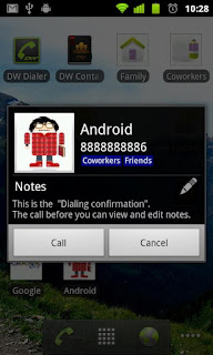 DW Contacts & Phone & Dialer Pro - 4