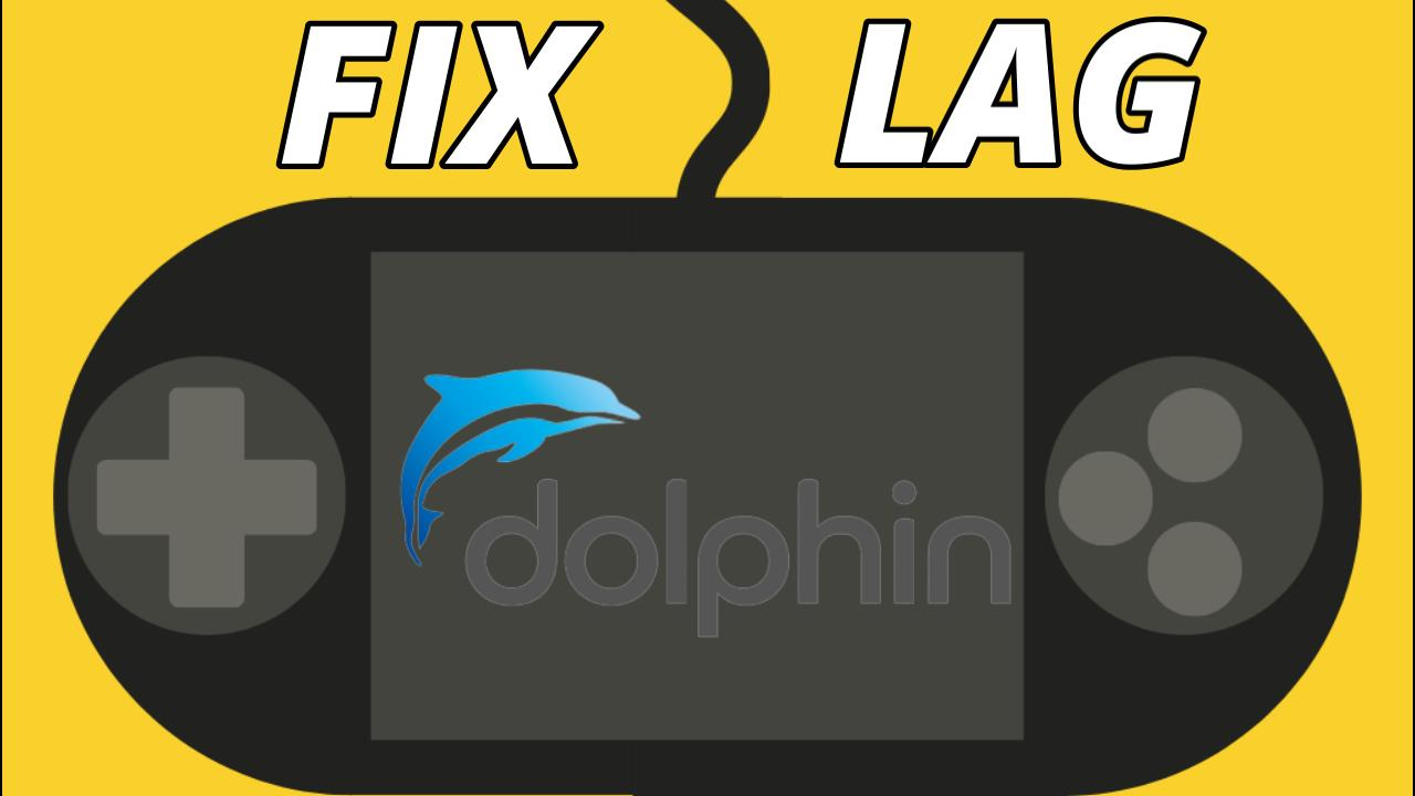 How to fix lag on Dolphin Emulator Low-End PC