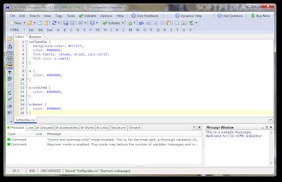 CSE HTML Validator Standard v12.02
