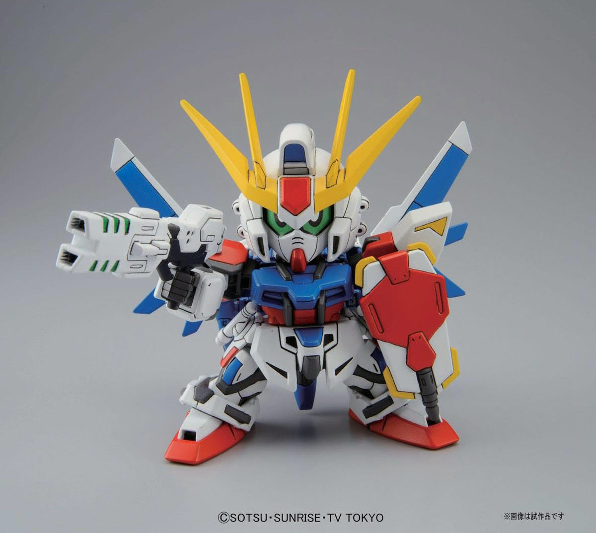 Gundam Guy Sd Bb Senshi Build Strike Gundam Full Package