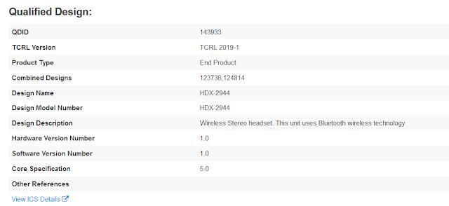 Sony HDX-2944