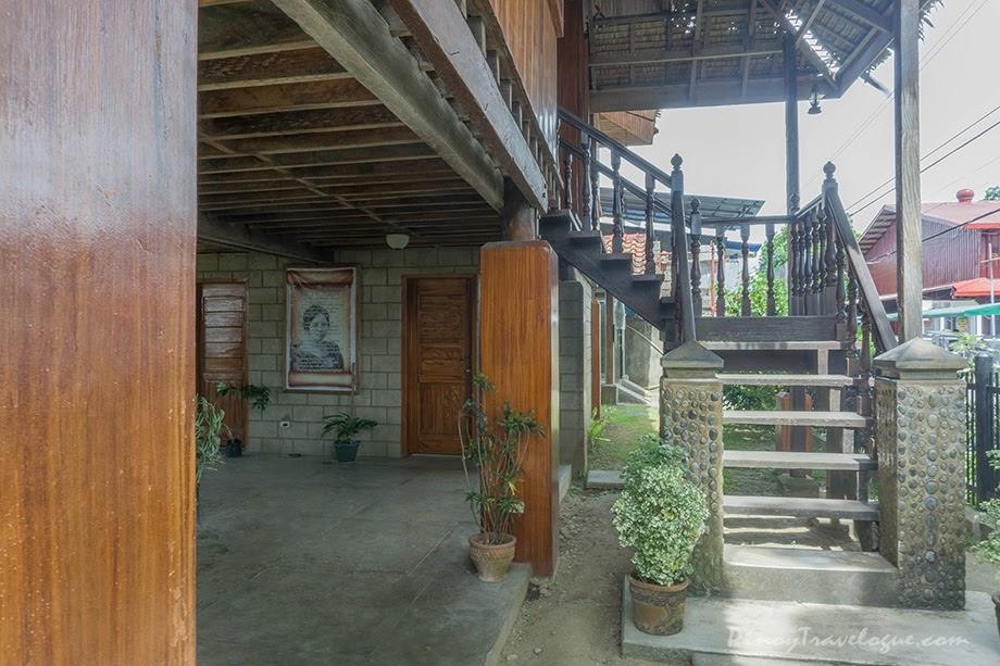 Silong of Dona Aurora Quezon's House
