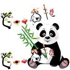 Panda picture depicting oUt of tHe bOx sources for link building