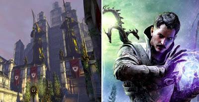 The Villains Of Dragon Age: Origins