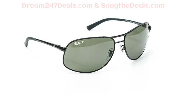Ray-Ban RB3387 Polarized Sunglasses for $65