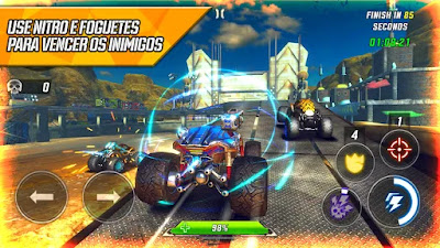RACE: Rocket Arena Car Extreme DOWNLOAD