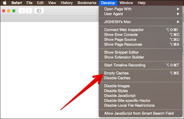 How to Clear Cache for Mac 2019