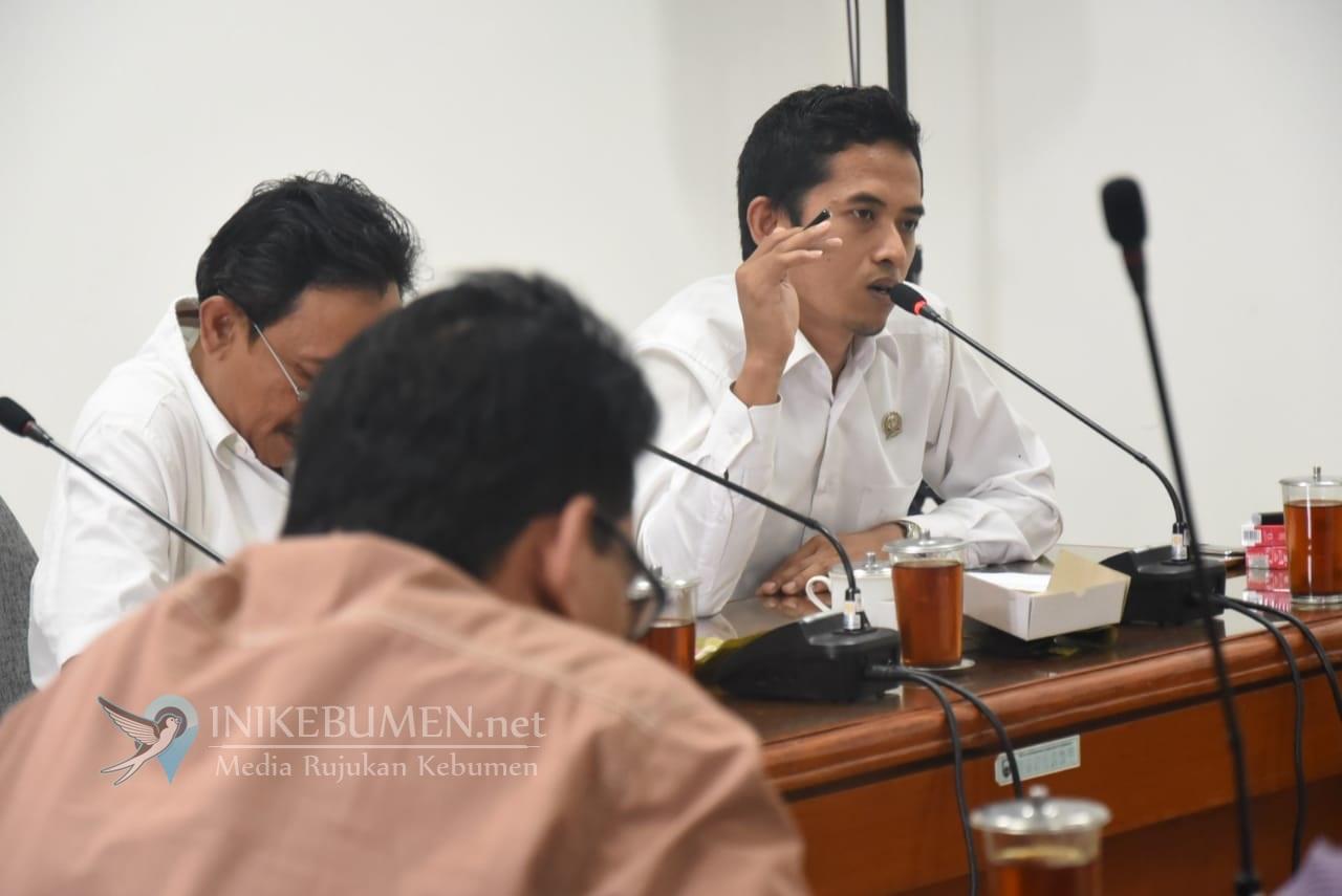 DPRD Kebumen Dukung Penuh Pembentukan MPP