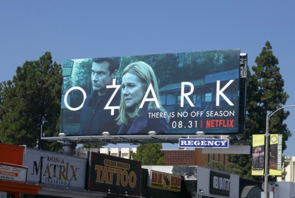 Ozark season 2 billboard