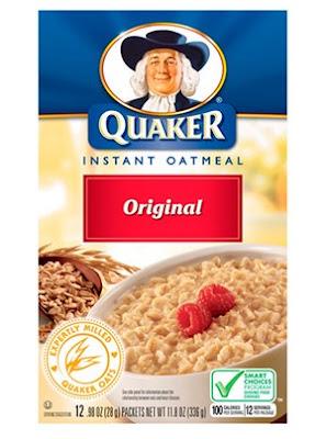 Harga Quaker instant oatmeal Terbaru 2017