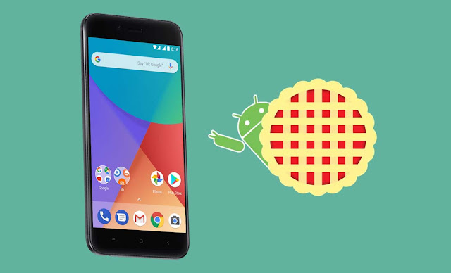 [Guide] Langkah Mudah Flash ROM Xiaomi MI A1 Android Pie V10.0.3.0.PDHMIFK