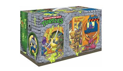 Teenage Mutant Ninja Turtles Retro Playmates Action Figure Box Sets
