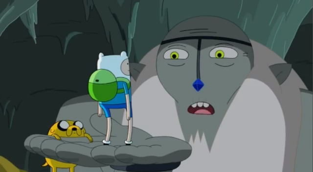 Tv Cartoon Reviews Adventure Time Season Finale Review