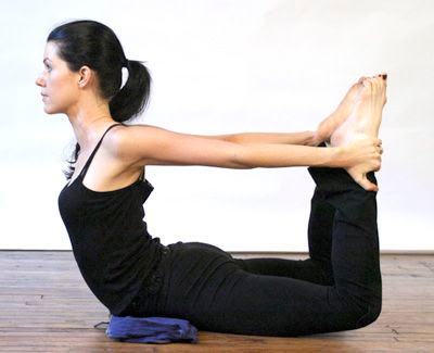 Dhanurasana Yoga Exercise