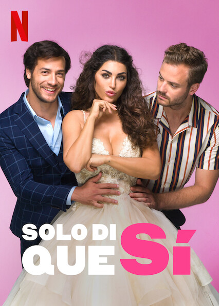 Just Say Yes (2021) NF WEB-DL 1080p Latino