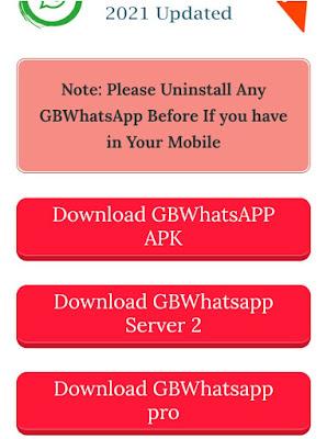 Gb whatsapp تحميل