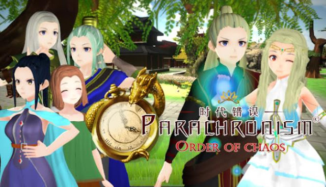 Parachronism Order of Chaos is a story RPG with elements of a life simulator, created in a fantasy world, inspired by Ancient China, where the three kingdoms of Earth, Heaven and Sea once ruled peacefully until the Sea Kingdom split into two and led generations.