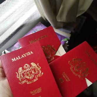 Bagaimana Memperbaharui Passport Dalam Masa Satu Jam?