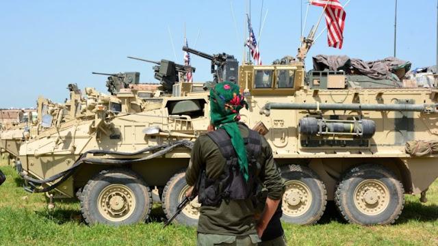 Περισσότερα εφόδια στέλνουν οι ΗΠΑ στους Κούρδους της Συρίας