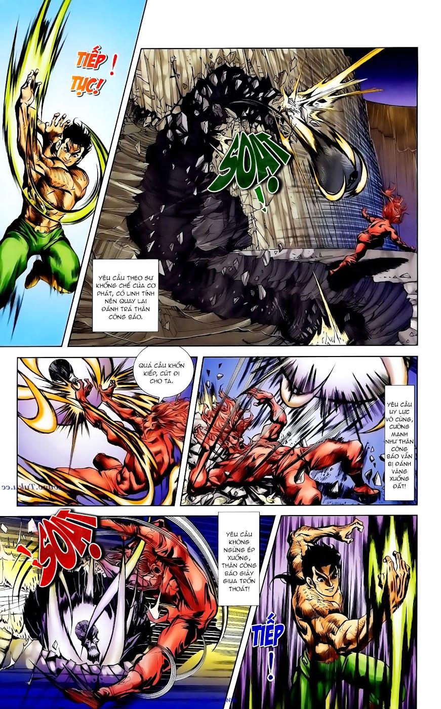 Cơ Phát Khai Chu Bản chapter 101 trang 25