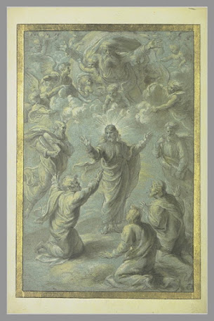 """""""He Was Transfigured Before Them"""""""